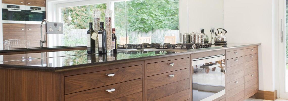 Quality kitchens, designed and fitted